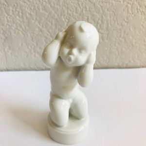 bing and Grondahl Accents - Bing & Grondahl SV Lindhart White Bisque Figurines